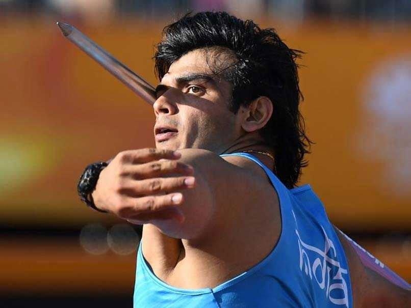 Javelin thrower @Neeraj_chopra1 strikes Gold at Sotteville Athletics Meet  #NeerajChopra   READ: https://t.co/KPqX9020BZ