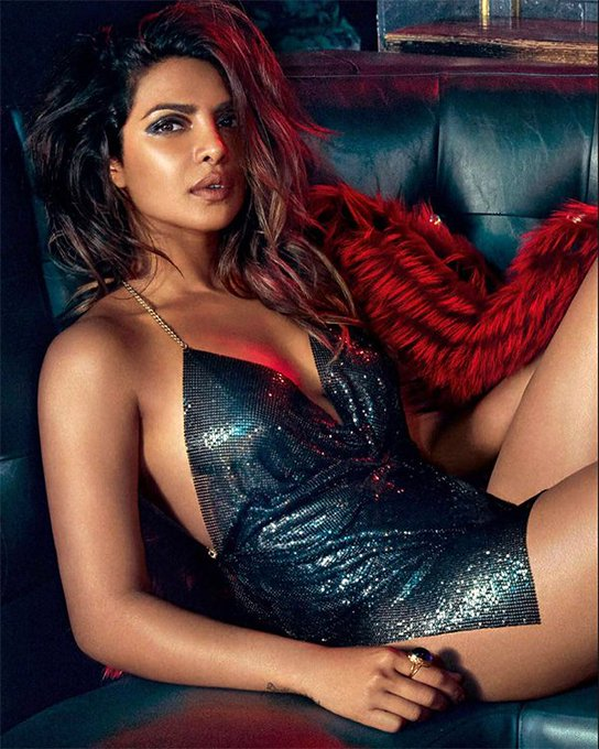 Happy Birthday to one of the most successful and a global actress - Priyanka Chopra.