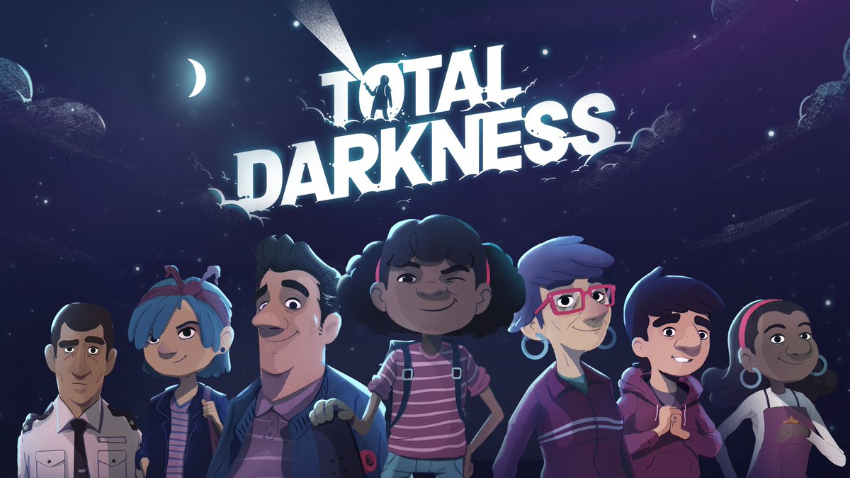When the power goes out, it's time for action. Create your own adventure and use your science skills with our brand new game for 7 - 13 year olds, Total Darkness. Will you solve the mystery before it's too late? 🔦 Play now https://t.co/3gkfrAhmA5
