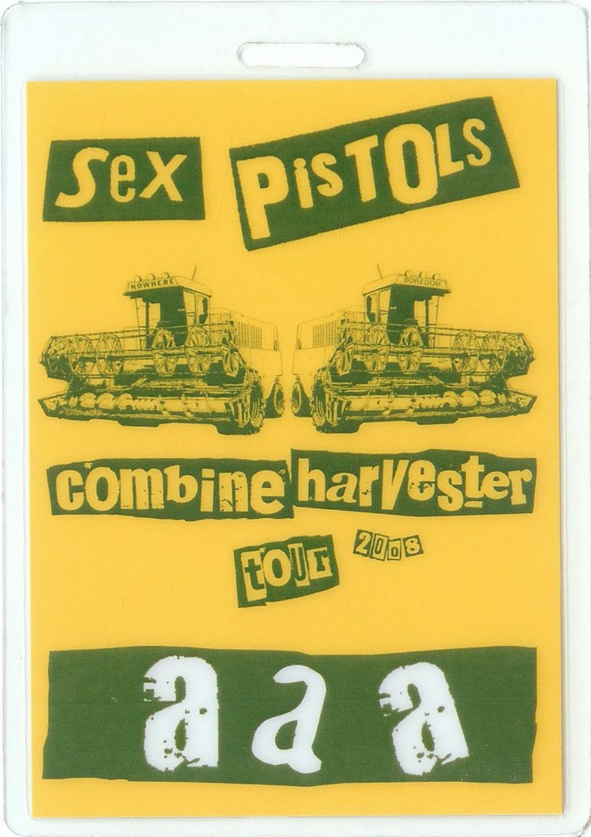 Sex Pistols: This day in Sex Pistols history    July 18th 2008