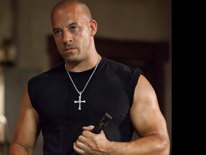 Happy Birthday Vin Diesel!!!!