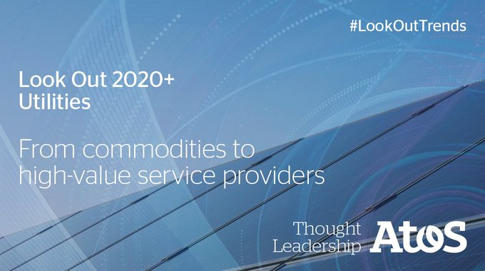 What will #Utilities look like in the #digitalera? Get a glimpse of the future...