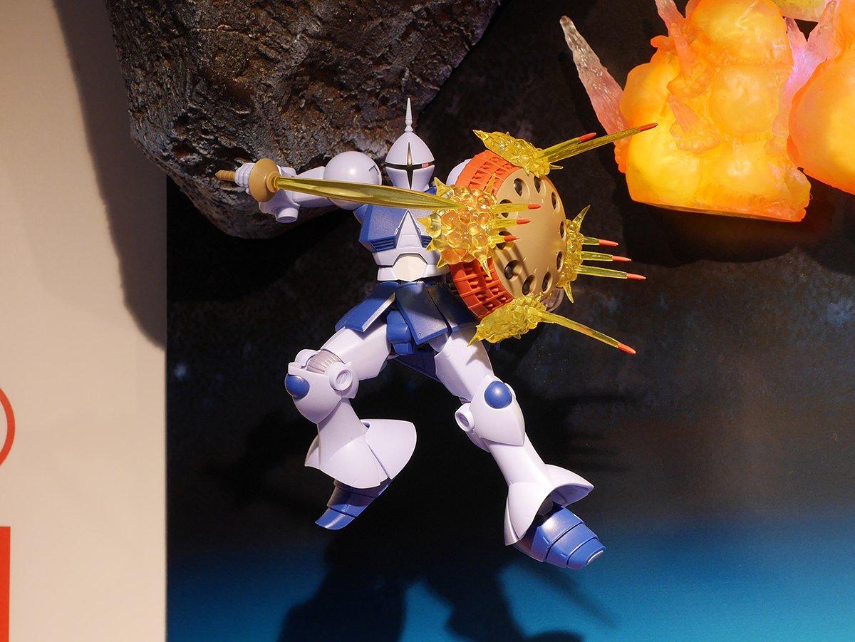ROBOT魂 機動戦士ガンダム  YMS-15 ギャン ver. A.N.I.M.E.に関する画像1
