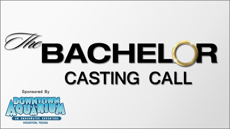 The next rose could be for you! 🌹 The @BachelorABC is holding a casting call at @AquariumHouston on Thursday. If you're interested in auditioning, just fill out an application: https://t.co/CrQg8qCjxe #TheBachelorette #TheBachelor