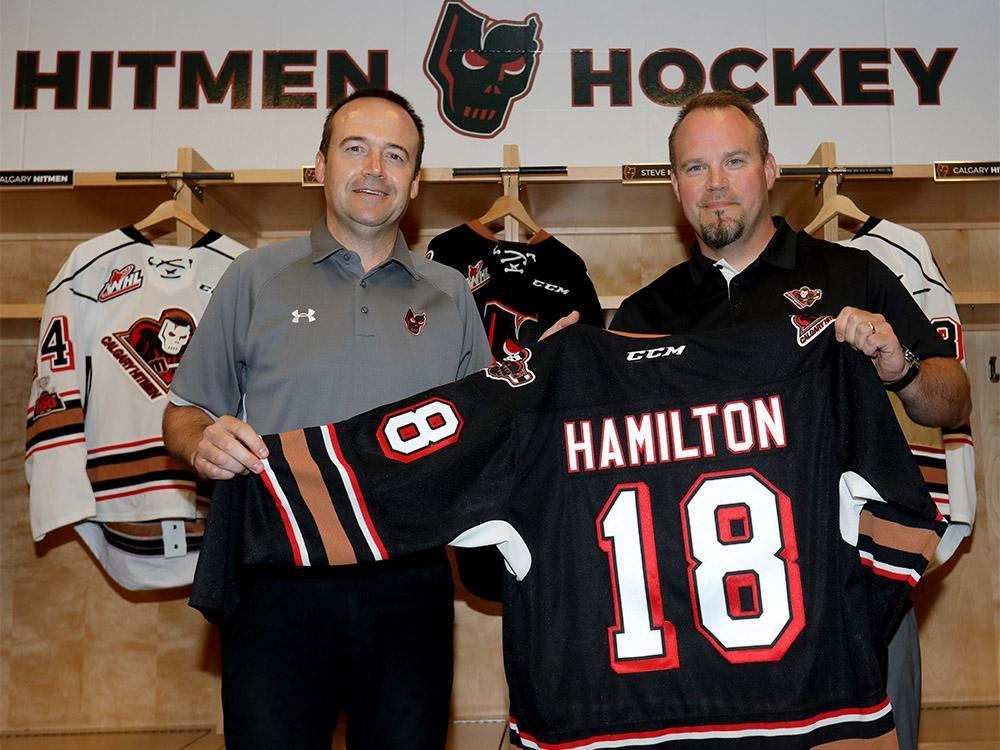 Hitmen hire former Oil Kings head coach Steve Hamilton  https://t.co/d2mXpQdov7 #WHLHitmen #WHL