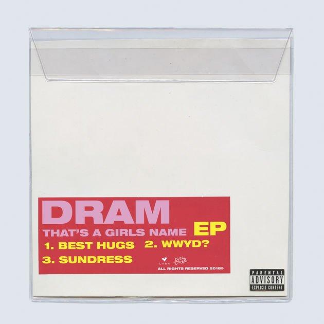 .@BIGBABYDRAM drops his new 3-song EP, #ThatsAGirlsName. Stream it now: https://t.co/ddu2c7MVmi  https://t.co/DaSoxgcUzo