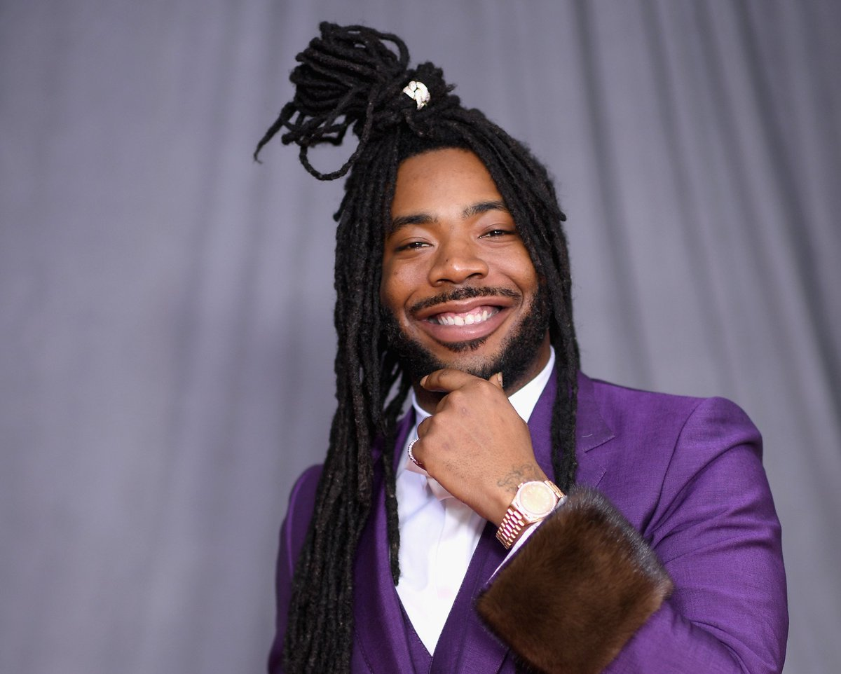 .@BIGBABYDRAM drops new surprise EP 'That's A Girls Name.' thefader.com/2018/07/18/dra…