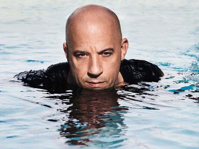Happy Birthday to Vin Diesel    About: