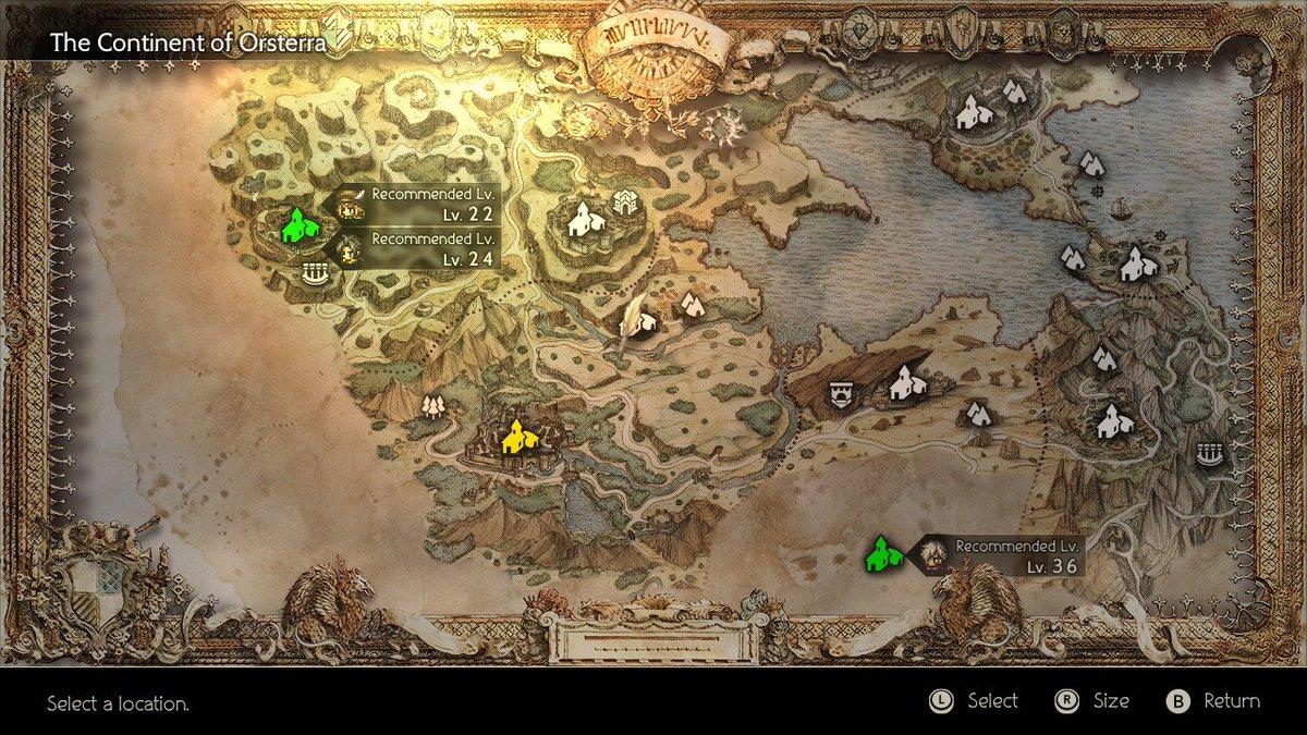 Octopath Traveler Beginners Guide