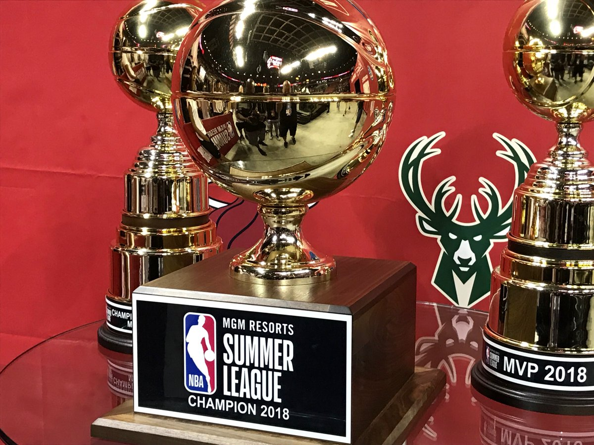 VIDEO: What made this @trailblazers summer league team click so well? https://t.co/9XcrXCeiC7 #NBASummer #RipCity