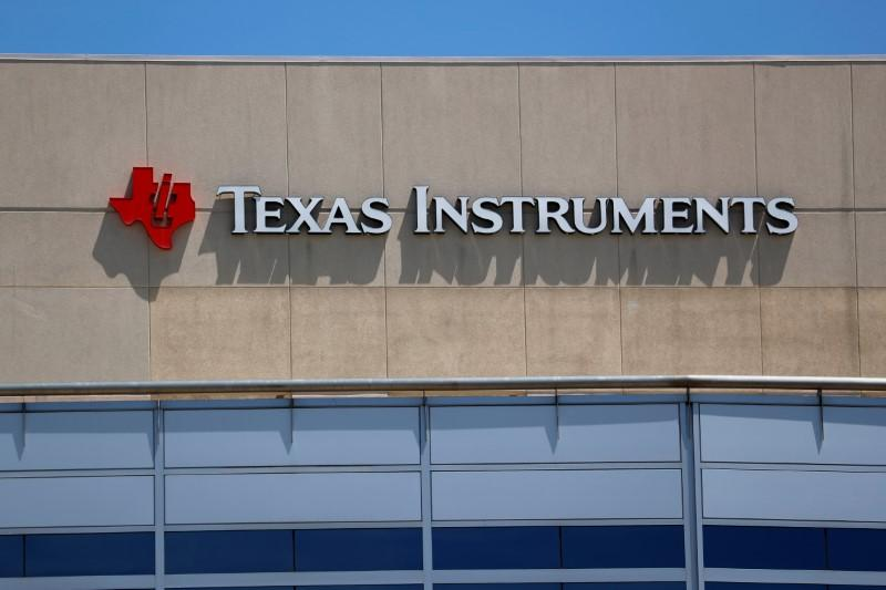 Texas Instruments CEO resigns on code of conduct violation https://t.co/DVVAkQwXE7 https://t.co/Swr79mgXKH