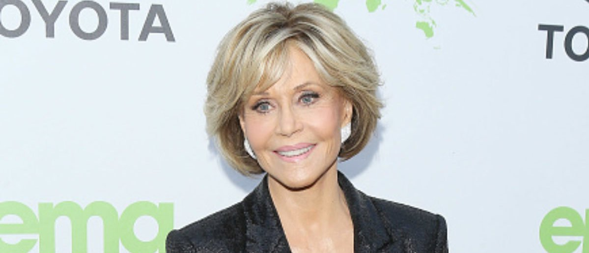 Jane Fonda Wants People To Vote In Midterms Since US Is In 'Existential Crisis' https://t.co/6B9SSQV7hu
