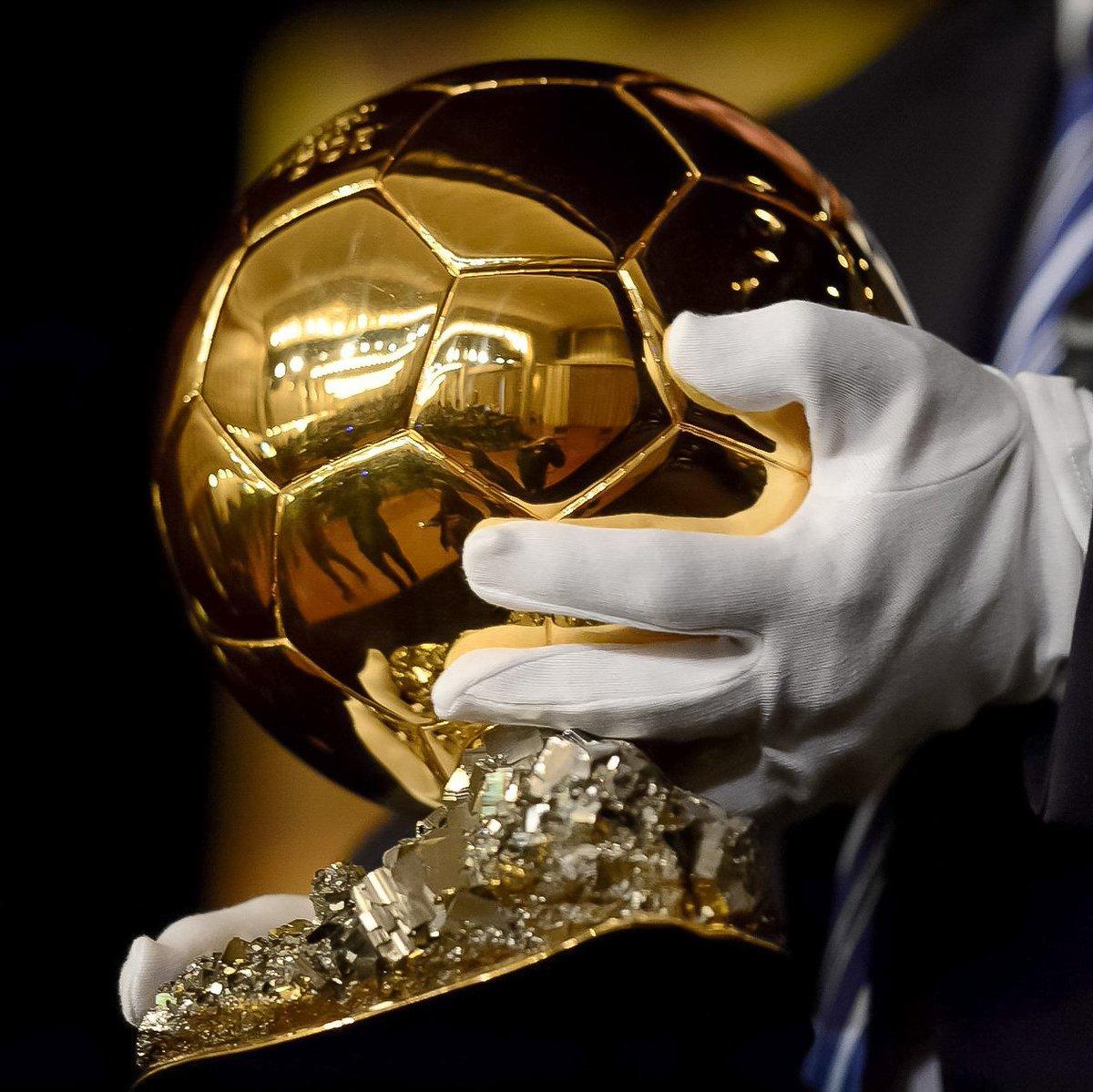 🏆2018 Ballon d'Or winner will be _______  #UCL