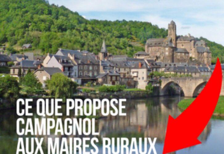 «CAMPAGNOL fait sa mue » @JohnBillard Vice Président de @Maires_Ruraux revient sur l'objectif du site http://Campagnol.fr   https://t.co/3axfOIB48X #collterr #numerique #02MagDigital  - FestivalFocus