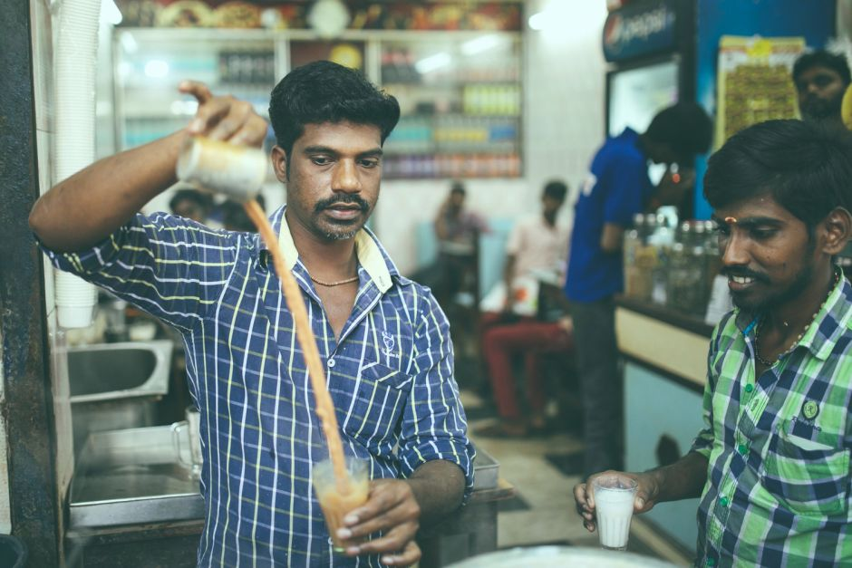 All over India, life slows down when it's time to sip that customary cup of chai https://t.co/thy5fSF8ad