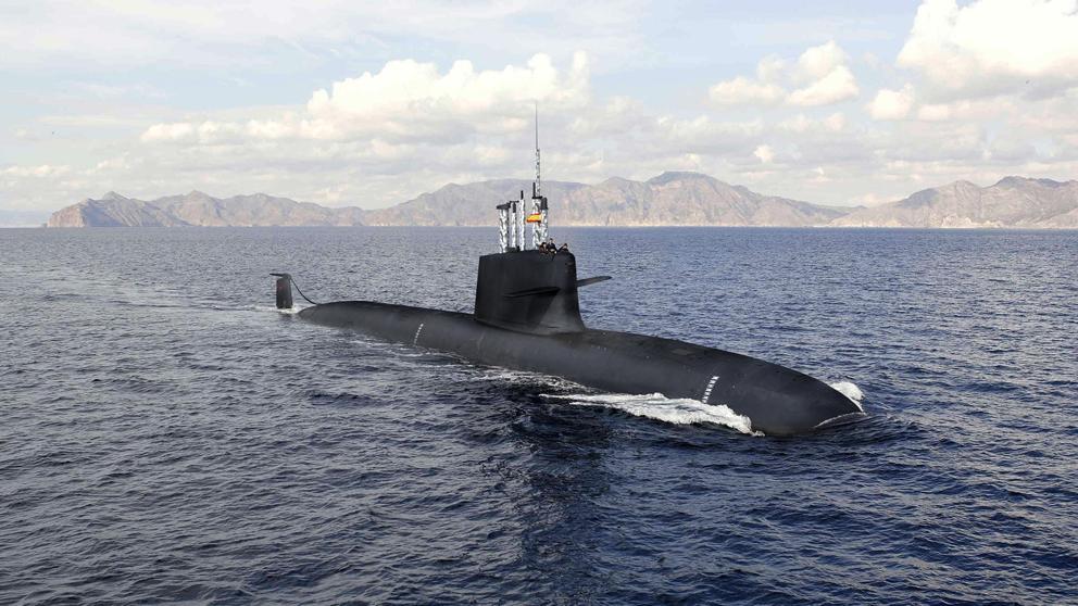 Los nuevos submarinos de la Armada no caben en el muelle de Cartagena https://t.co/4cPn0Mrxp0