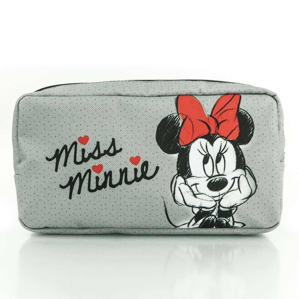 1b50d7fb77d4c Śliczna kosmetyczka dla dziewczyn Myszka Minnie 😍 Idealna na podstawowe  kosmetyki zabierane na wycieczki 👌🗺