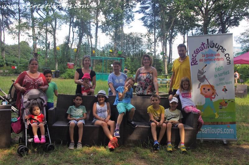 Des familles-testeuses découvrent le Parc Aventures à Clohars-Fouesnant avec Récréatiloups : https://29.recreatiloups.com/des-familles-testeuses-au-parc-aventure-labyrinthe-paintball-accrobranche/ #récréatiloups #quimper #sortieenfamille #finistère #Vacances  - FestivalFocus