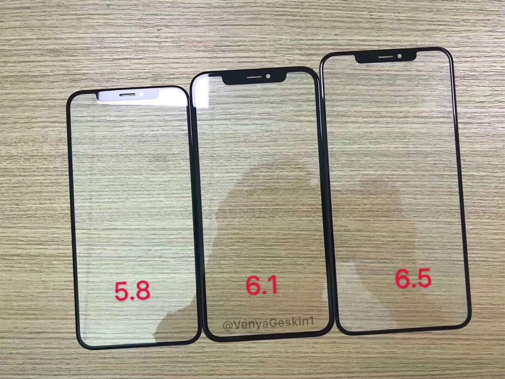 Are these the new Apple iPhone X sizes we'll see later this year? #iPhoneX https://t.co/VskLE40MCM