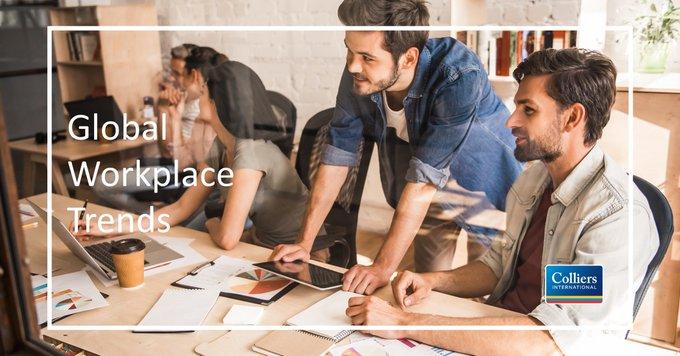 In unserem Spotlight-Report haben wir die großen Herausforderungen identifiziert, denen sich Unternehmen stellen müssen, damit ihre Workplace-Srategie zum Erfolgsfaktor wird: #workplace #newwork #change t.co/Sm6dsHnbIn