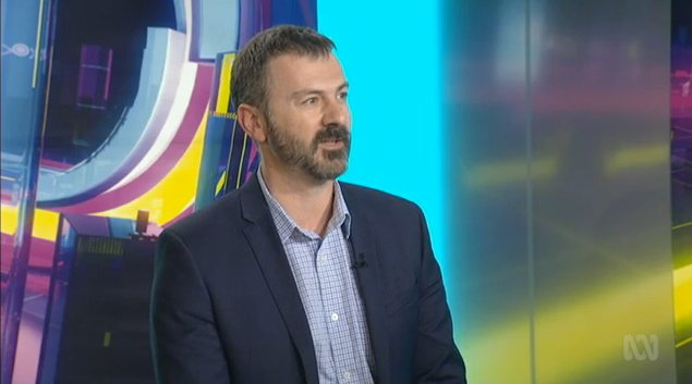 """We have great universities, a strong education system. It's one of our largest export sectors. But it will undergo structural change as a result of what we're talking about in a way other sectors are."" Adrian Turner on artificial intelligence #TheDrum"