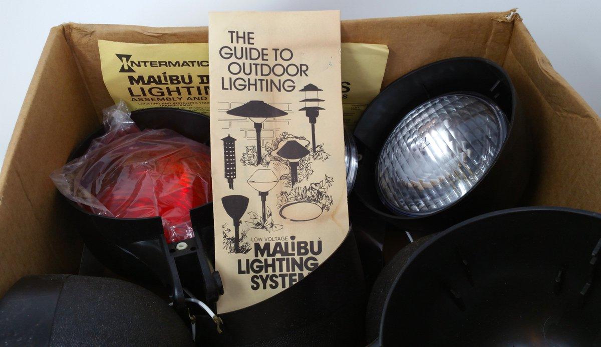 Eudaemonius On Twitter Check Out Intermatic Malibu Lv1076t Low Voltage Lighting Six Light Floodlight Set Vintage Https T Co Bhkoars0b5 Via Ebay Intermatic Malibu Lv1076t Low Voltage Lighting Six Light Floodlight Set Vintage Intermatic 29 99