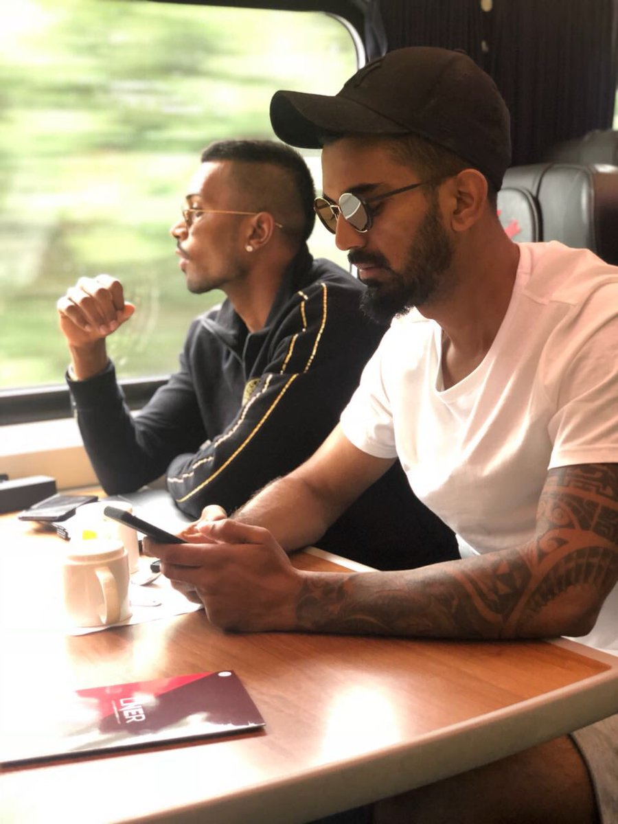 K L Rahul On Twitter The Hustle Is Easier When The Company Is