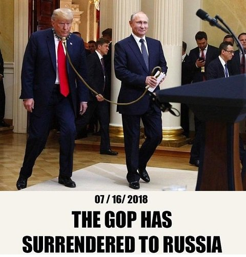 """""""Людина, чию дупу ви щойно цілували, зробила це"""", - австралієць, який втратив трьох дітей у МН17, розніс Трампа за зустріч із Путіним - Цензор.НЕТ 6618"""