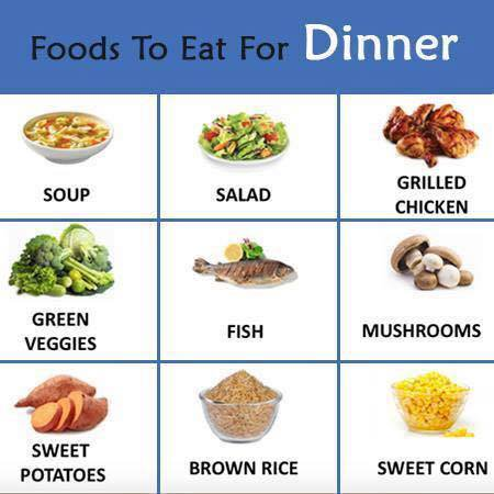 Foods to #eat for #dinner https://t.co/NZr9YyvaN9