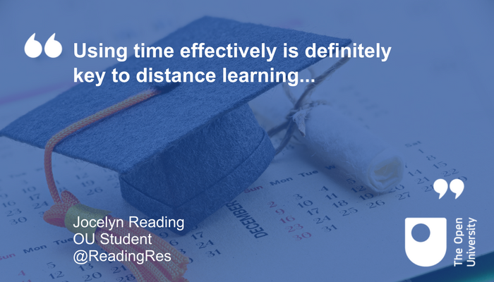 Get motivated and study more efficiently with these top tips from OU student @ReadingRes:   https://t.co/aacWKoCgAX  #OUstudents