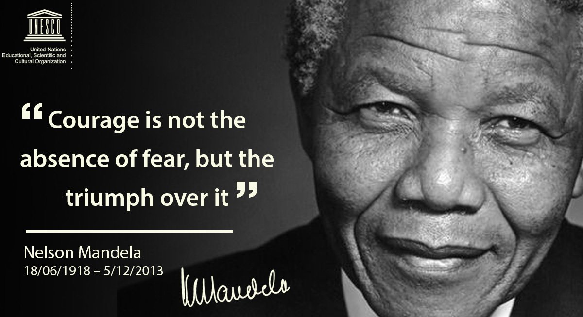 'Nelson Mandela's life will continue to be a great source of inspiration for defenders of fundamental human rights across countries and across generations' - @AAzoulay on today's #MandelaDay https://t.co/k5kANKiLyz #Mandela100