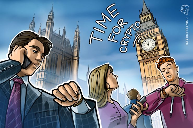 UK Set To Become A Blockchain And Crypto Economy Leader, New Report Says https://t.co/5N3shMAB1T