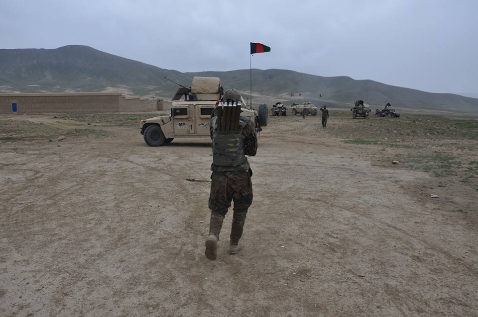 29 insurgents killed and 3 wounded in ANA clearing operations in Zarmat and Shwak districts of Paktia.