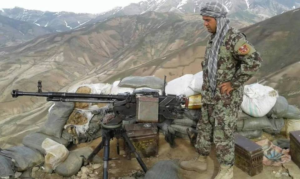 8 insurgents killed, 2 arrested, 2 vehicles and 2 fighting positions were destroyed in ANA clearing operations in Ishkashim and Zebak districts of Badakhshan.
