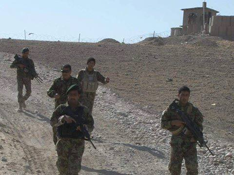 3 insurgents killed and 2 wounded in ANA clearing operations in Andar district of Ghazni.