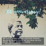 #NelsonMandela100 Twitter Photo