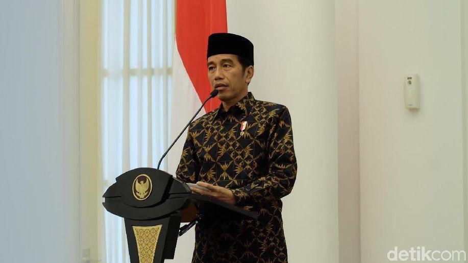 Jokowi ke Menteri: Susun Anggaran Jangan Mengada-ada https://t.co/c9IvvWMhiQ via @detikfinance https://t.co/VcKyWbHyxF