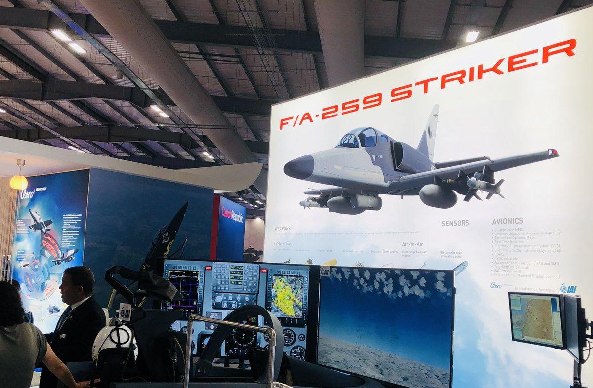 شركة Aero Vodochody التشيكيه وشركة IAI الاسرائيليه ستطوران نسخه خاصه من L-159 لصالح الولايات المتحده  DiYVh-IX4AM9ZNR