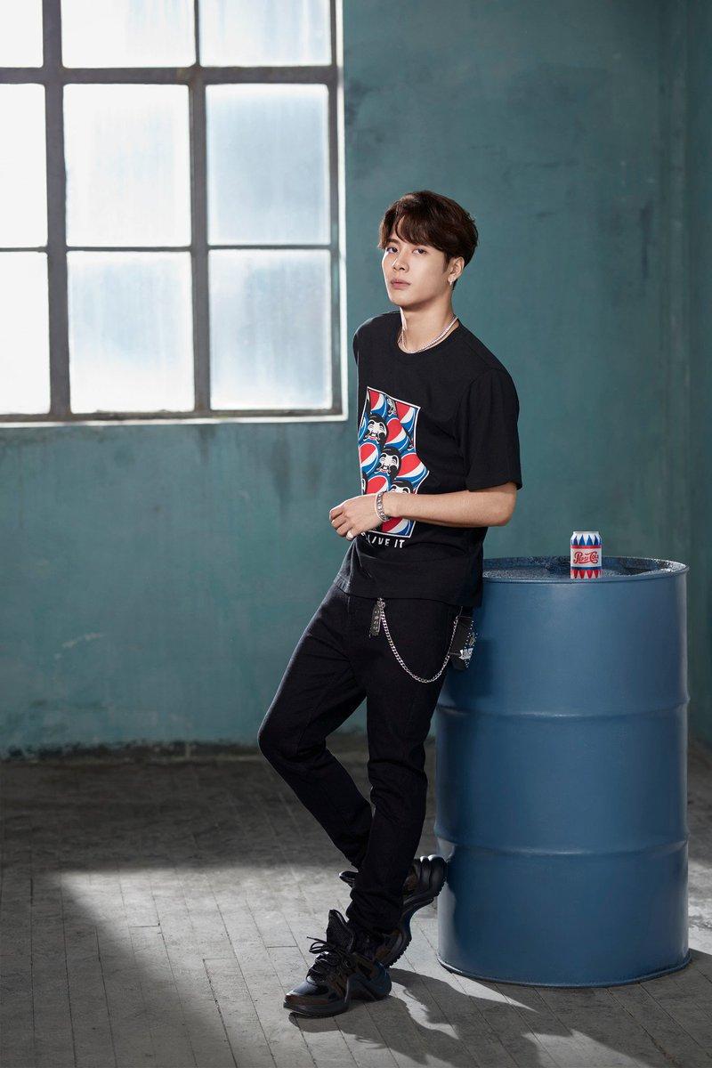 """Jackson Wang Global On Twitter Wallpapers Of Jackson S Promo Pics For Pepsi Jacksonwang ǎ‹å˜‰å°"""" ̞ìŠ¨ Got7 Got7official Https T Co Dhbsifrsfn"""