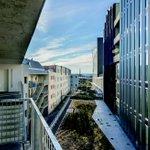 Intencity propose bureaux, logements et une crèche à Cours Saint-Laud. Une réalisation d'Adim Ouest et Sogea Atlantique, deux filiales de @VINCIConstruc | #Angers cc @AngersAgglo @Angers_ALDEV https://t.co/M54hP94Yul