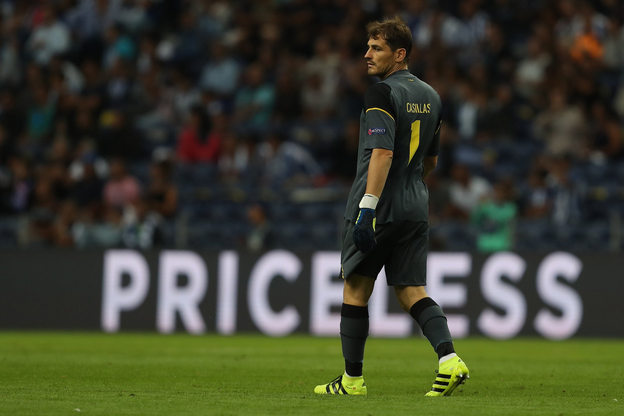 Three-time winner Iker Casillas set for his 20th season in the #UCL ������ https://t.co/xZ8WmM8jLa