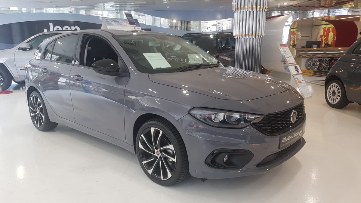 The Fiat Tipo is designed to deliver The best comfort to driver and passenger. Come have a look for yourself. #Fiat #Tipo https://t.co/rGg2UThE8p