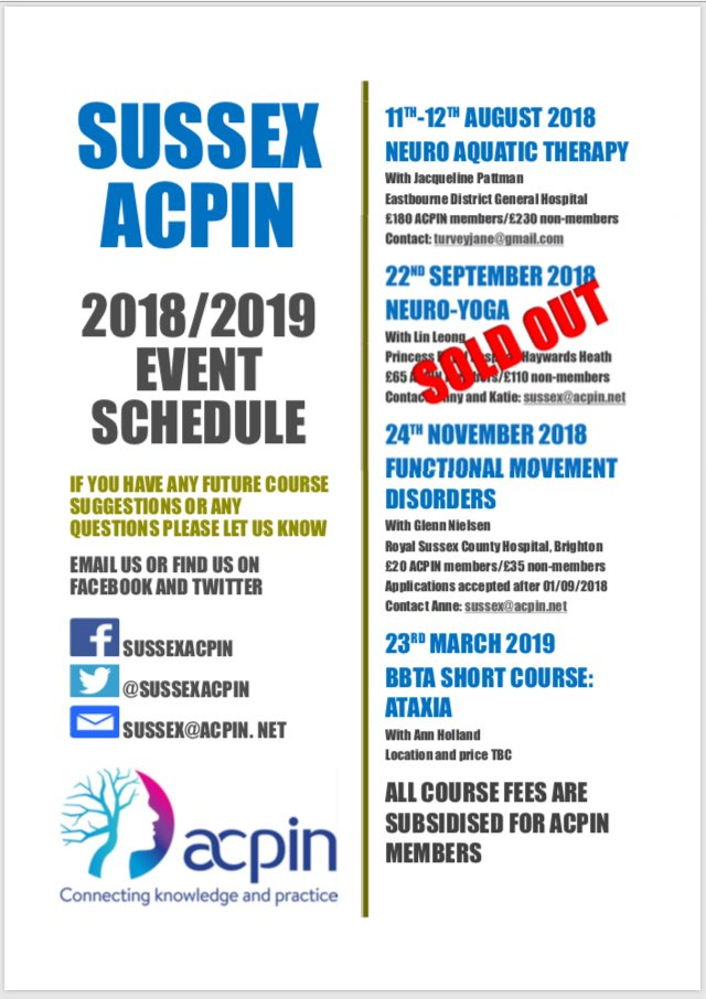 Sussex ACPIN on Twitter: