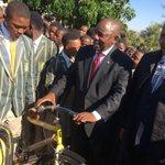 President Ramaphosa Twitter Photo