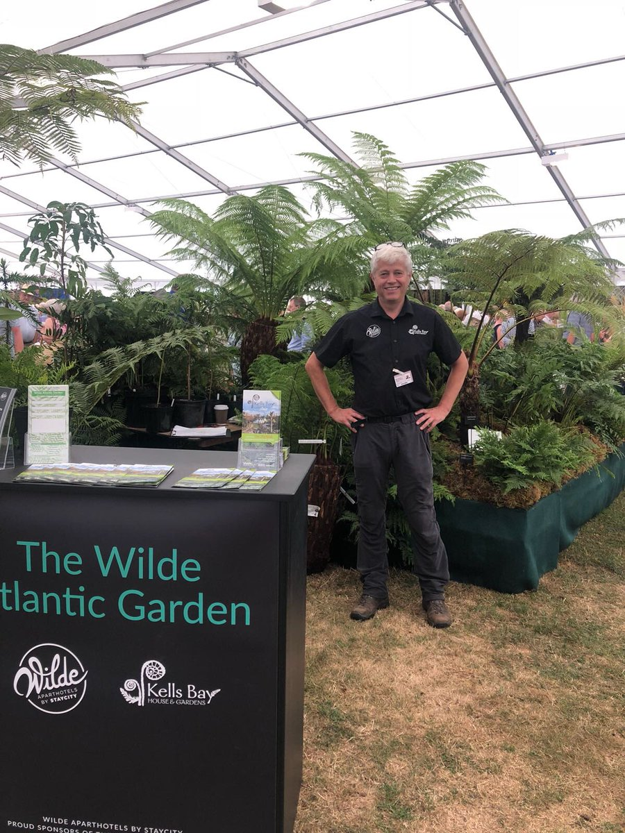 were delighted to be sponsoring the wilde atlantic garden httpstaycitycomwilde pictwittercom1lhprhpfzg - Wilde Garden