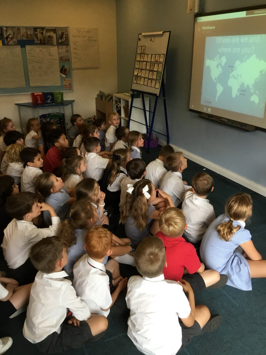 test Twitter Media - Thank you for Charlotte @WiseOceans for our skype chat all about creatures in the ocean and keeping our beaches and oceans clean from plastic #gorseyit #gorseyscience https://t.co/rxZ1JL72e5