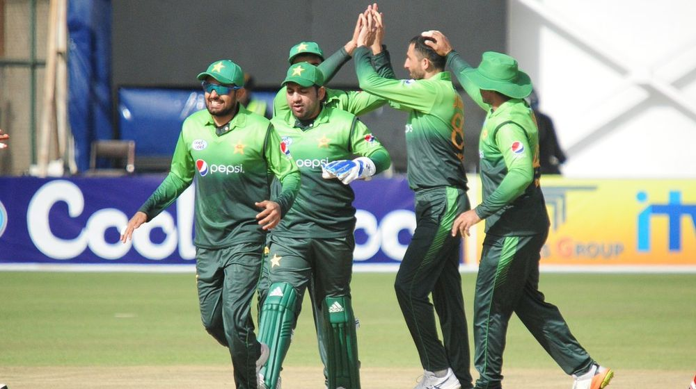Pakistan take unassailable 3-0 series lead after bowling Zimbabwe out for a paltry 67