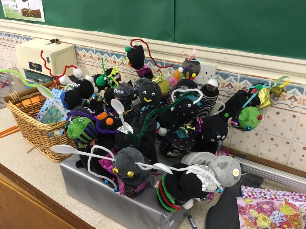 test Twitter Media - We had lots of fun making and decorating our alien sock puppets 👽 Here are our amazing creations! #gorseydt #gorseyart #gorseyy1 https://t.co/ROgzsgJ8LY