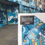 We're loving the new @BombaySapphireB Campaign 👏🏼#shoreditch #londonpopup #creativity #canvas #timeoutlondon #stircreativity