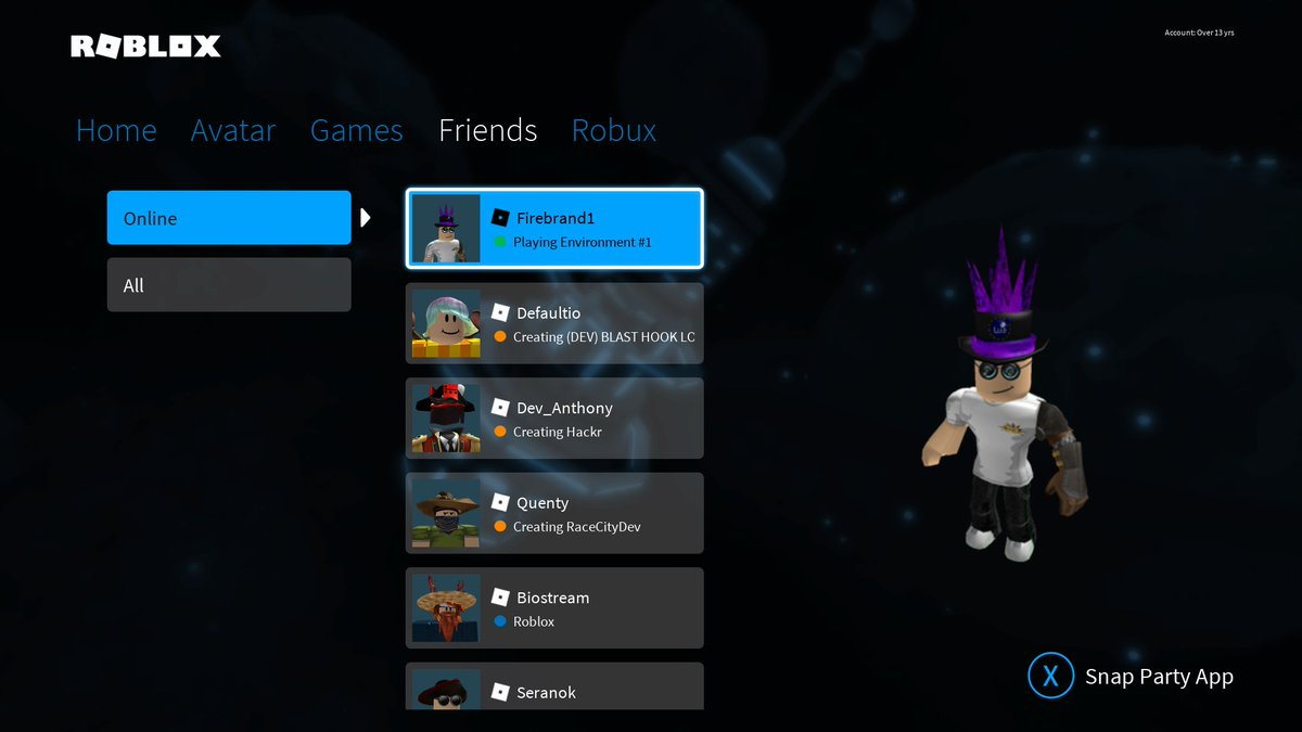 Roblox Xbox Login - Roblox En Español On Twitter Jugar A Roblox En At Xbox One